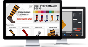 Developed an e-commerce Website for Socks Manufacturer