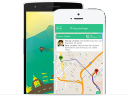 Developed an iOS & Android App to Facilitate Taxi Booking