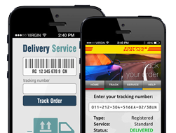 Developed Freight Tracking App for iPhone and BlackBerry