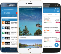 Multi-faceted Trip Planner App to Simplify Bookings