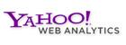 Yahoo Web Analytics