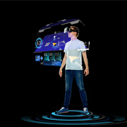 Microsoft HoloLens: Bringing AR & VR Together