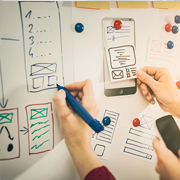 Outsource UI/UX Design Services