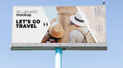 Content Creation for Banners, Hoardings, etc.
