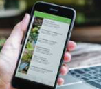 FWS Created a Plant Recognition Mobile App for a US-based Entrepreneur