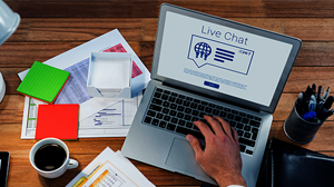 FWS Integrated Live Chat on Web Portal to Facilitate UPI Payments