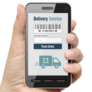 Mobile Application for logistics tracking