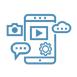 Mobile Web Social Media Integration