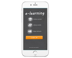 iOS eLearning App Development for Hong Kong Client