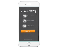 iOS eLearning App Development for Hong Kong Client