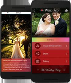 WedAd Android App