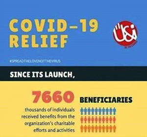 COVID-19 Relief Campaign - Flatworld's Partnership with 'U & I'