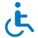 Customer Support Access to Disabled Customers