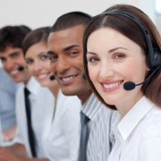 FWS provided Outbound Call Center Services Support
