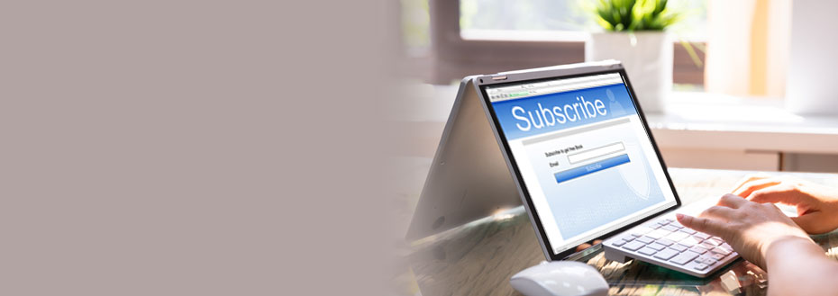 Outsource Subscription Renewal Services
