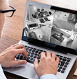 FWS Provided Live Video, Audio and Text Monitoring to Internet Firm