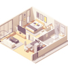 Custom 3D Floor Plan Creation Services