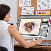 FWS Provided Illustration Services for a Pet Cloning Company