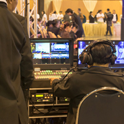 FWS Provided Live Video Editing Services to a Swedish Film Production Company