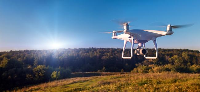 Advanced Drone Editing Software