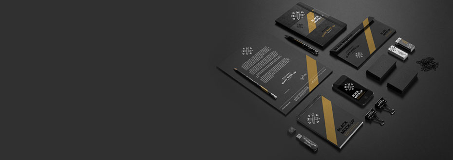 Outsource Stationery Design Services