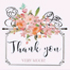 Thank You Cards Design