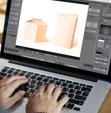 3D Modeling for Online Luxury Bag Retailer