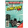 Comic Book Poster Design