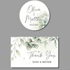 Custom Thank You Card Designs