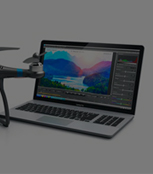 Drone Video Editing Services