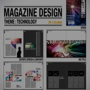 Magazine Layout Services