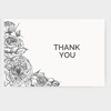 Thank You Cards with Illustrations