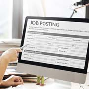 Data Entry for Online Job Portal