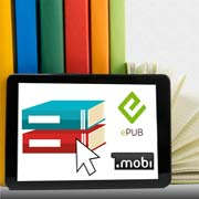 ePUB and MOBI Conversion of Books