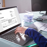 Outsource Invoice Form Data Entry Services