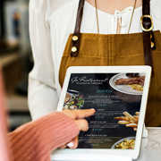 Restaurant Menu Digitization Services
