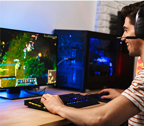 Data Capture for Online Gaming Community by FWS
