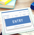 Online Data Entry for International Pilot