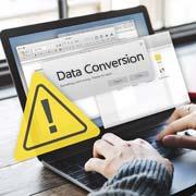 Ways to Avoid Data Conversion Errors