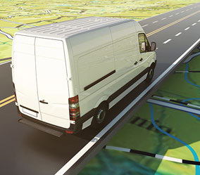Success Story Optimizing Route for Logistics Security Firm