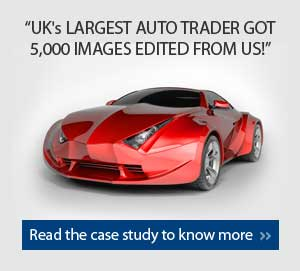 UK's largest auto trader photo clipping