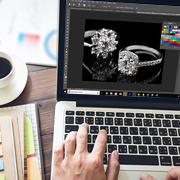 Case Study on Image Clipping and Retouching Services to a Jewelry Expert