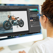 FWS Provided Image Clipping Service to Bike Designers for New Zealand