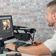 FWS Provided Video and Photo Editing Services for a European Wedding Photographer