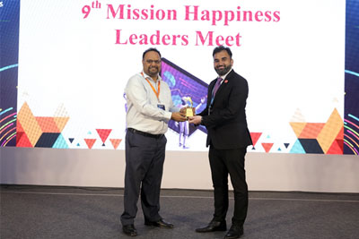 Flatworld Solutions Receives Award at Aditya Birla Group's 9th Mission Happiness Leaders Meet