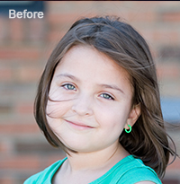 Photo Retouching Services Sample 2 Before