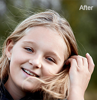 Photo Retouching Services Sample 3 After