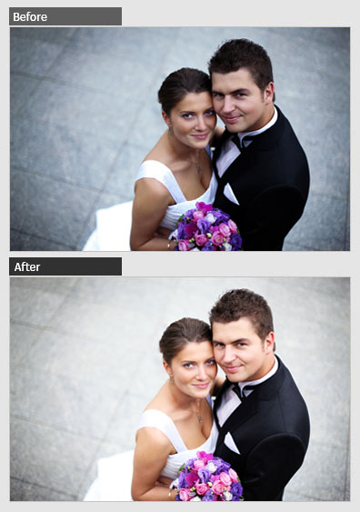 Wedding Photography Retouching: Outsource Wedding Photography Post Processing Services