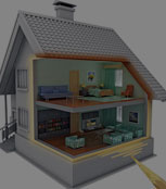 3D Floor Plan Conversions