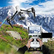 FWS Helped a Leading European Client with Drone Image Stitching Services